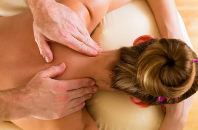 Rückenmassagen