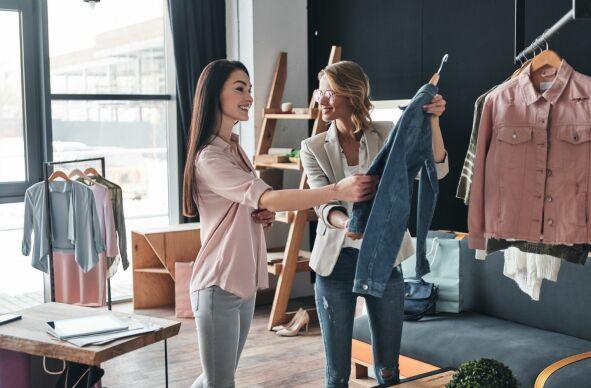 Farbberatung, Typberatung und Styling für Frauen