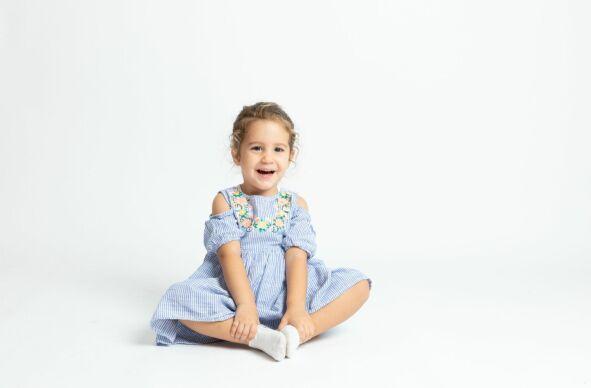 Kind und Baby Fotoshooting