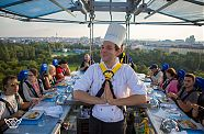 Dinner in the Sky® - Wien