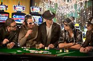 Men's Poker Night im Casino