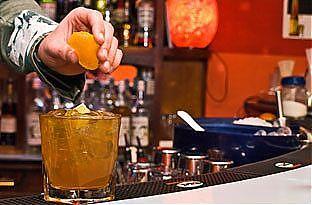 Cocktail Mischen