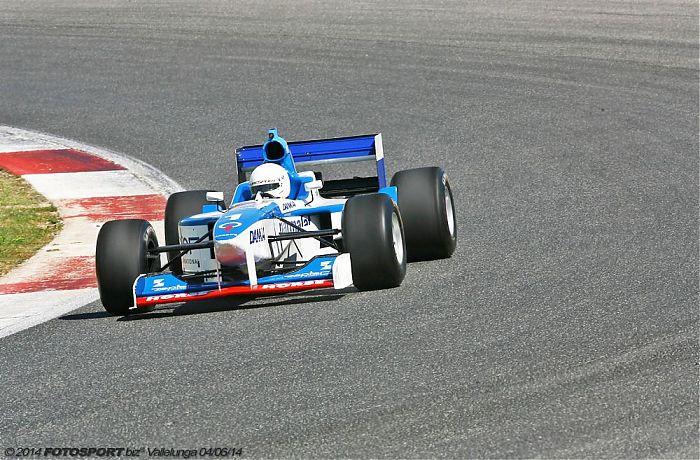 Formel 1 Treibstoff