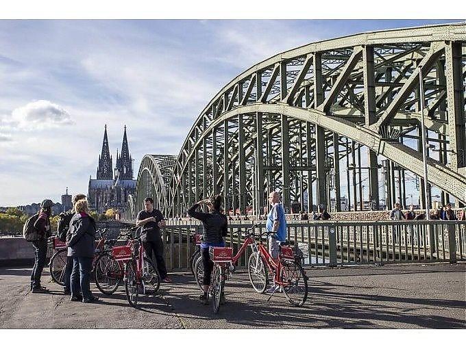 Fahrradtour Köln